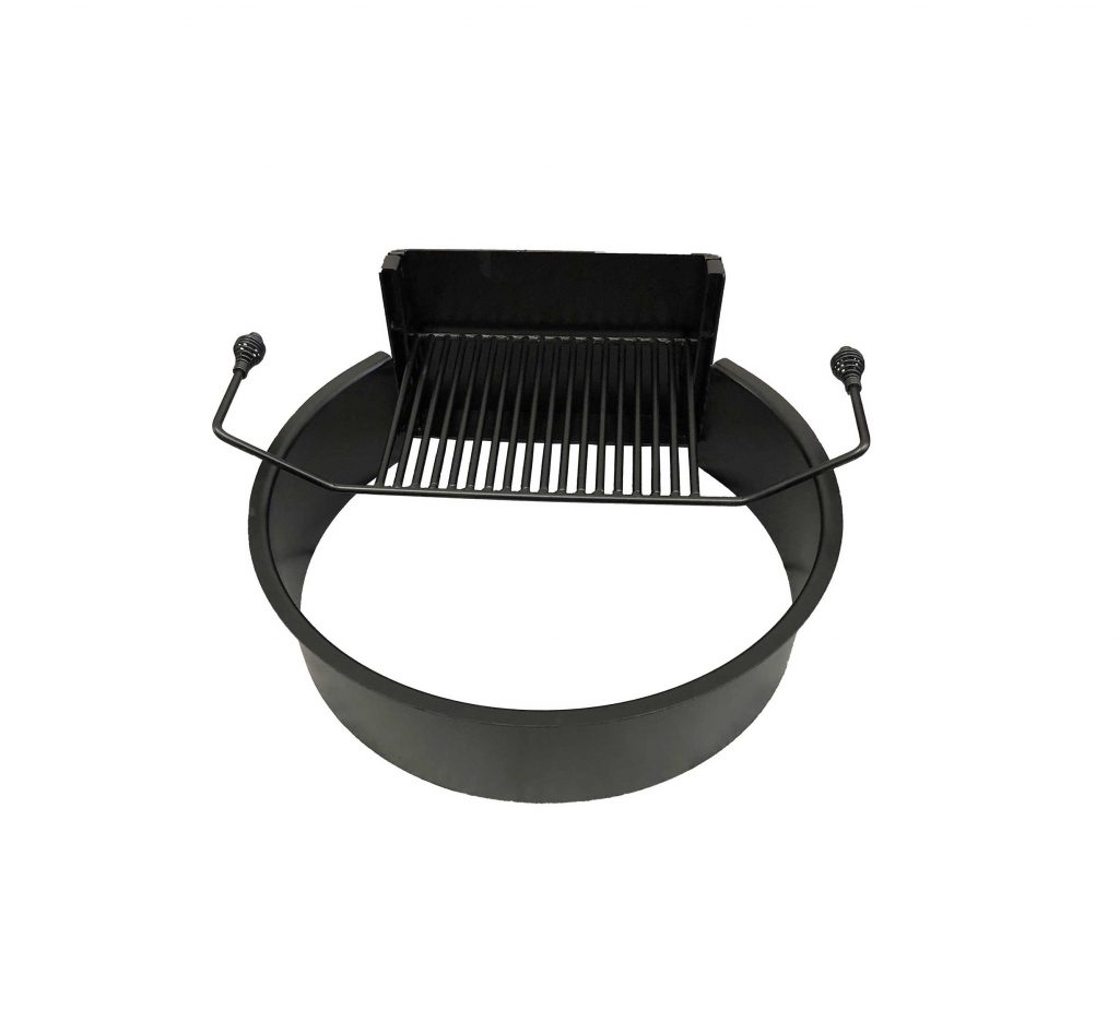 campground fire ring for sale